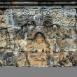 Bas-relief in Borobudur — Stock Photo #39081607
