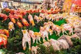 κινεζικό νέο έτος 2014 στην κουάλα λουμπούρ — Φωτογραφία Αρχείου