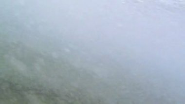 Waves in the ocean — Stock Video