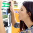 I can't believe how much gasoline costs — Stock Photo #48935279