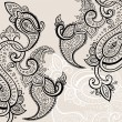 Paisley ornament - Stock Vector