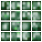 Abstract blurred (blur) backgrounds. — ストックベクタ