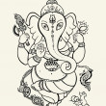 Постер, плакат: Lord Ganesha