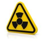 Warning radiation sign — Stock Photo #14710267