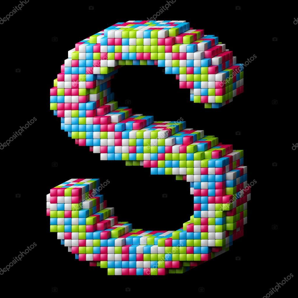 3D Buchstaben  im Dekobuchstaben Shop WallArt online