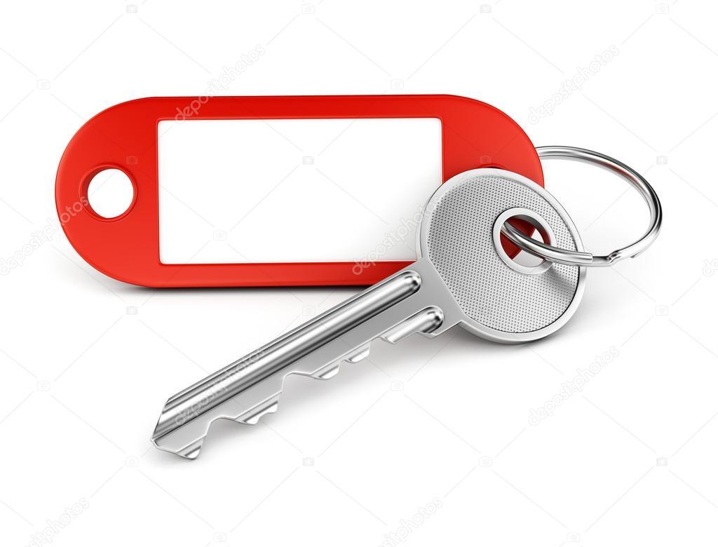 Porte cl tiquette vide photographie madgooch 34667593 for Ouvrir une porte avec cle a l interieur