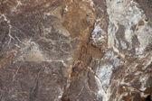 Superfície áspera da pedra marrom — Foto Stock