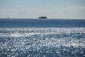 Fishing trawler — Stock Photo