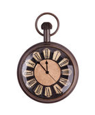 Vintage pocket watch — Fotografia Stock