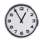 Round wall clock — Stock Photo