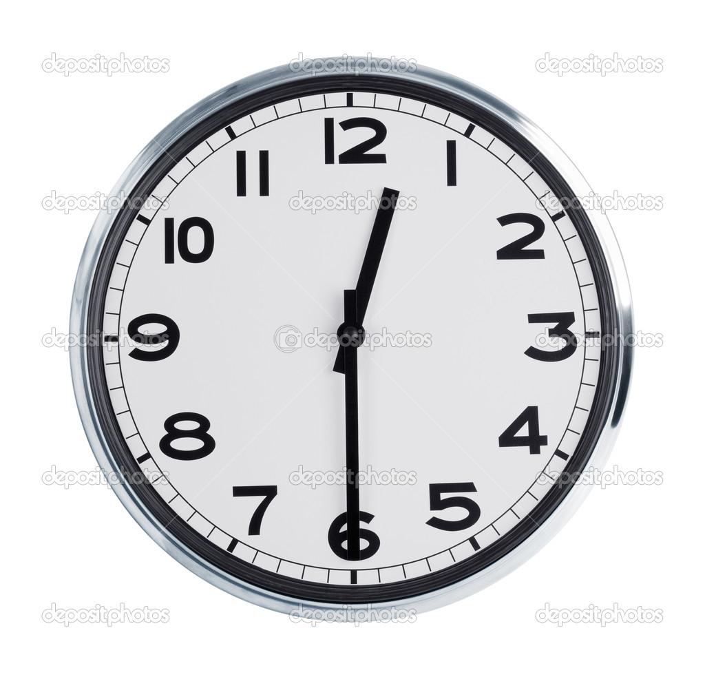 Reloj de pared foto de stock 17154401 depositphotos - Mecanismo para reloj de pared ...