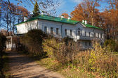 House at Yasnaya Polyana — ストック写真