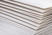 Pages of a book or notebook — Stock Photo