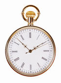 Round pocket watch — Stockfoto
