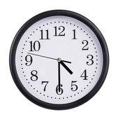 Horloge de bureau montre 04:30 — Photo