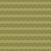 Art Nouveau seamless pattern. — Stock Vector