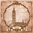 Bigben in London — Stock Vector #43500015