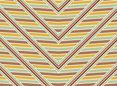Vintage seamless zigzag strokes — Stock Vector