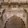 Ancient Indian Step-well — Stock Photo