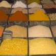 Foto de Stock  : Spices For Sale