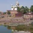 Royal Tombs of Jodhpur - Stock Photo
