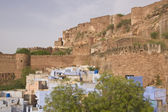 Fort at Jodhpur — Stock Photo