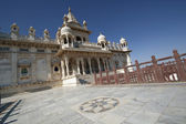 Jaswant Thada — Stock Photo