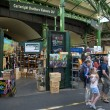 Stock Photo: Shopping at Borough Market