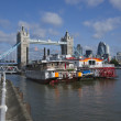 River Thames — Stock Photo #12255930