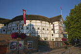 The Globe Theatre — Stock Photo