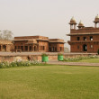 Abandoned city of Fatehpur Sikri — Stock Photo
