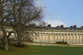 The Royal Crescent — Stock Photo