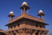 Abandoned Mughal palace — Stock Photo