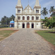 Cathedral in India — Stock Photo #12494326