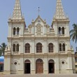 Christian Cathedral in India — Stock Photo #12494332