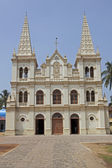 Christian Cathedral in India — Stock Photo