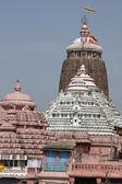 Temple hindou coloré — Photo