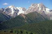 Mountains of China — Stock Photo