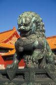 Imperial lew — Zdjęcie stockowe
