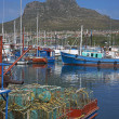 Fishing Harbor - Stock Photo