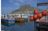Fishing Port — Stockfoto