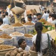 Markets of Old Delhi — Stock Photo