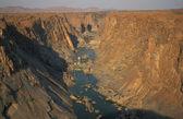 Orange River Canyon — Stock Photo