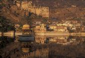 Ancient City of Bundi — Stock Photo