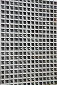 Edificio de oficinas con dibujos — Foto de Stock