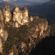Blue Mountains of Australia — Stock Photo