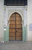 Islamic Doorway — Stock Photo