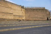 Ancient City Walls — Stock Photo