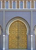 Moroccan Royal Palace — Stock Photo