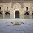 Bou Inania Madrasa - Stock Photo
